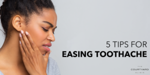 5 tips for easing toothache